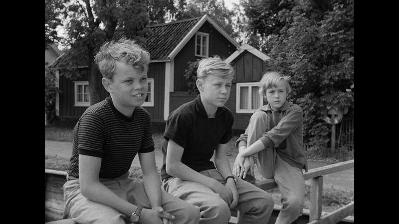Kalle Blomquist Lebt Gefährlich 1953