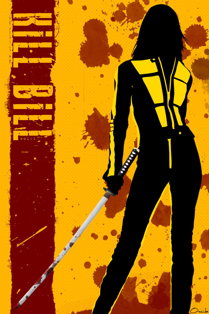 Kill Bill Vol 1/2