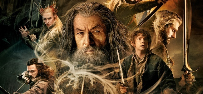 Platz 2: Der Hobbit - Smaugs Einöde