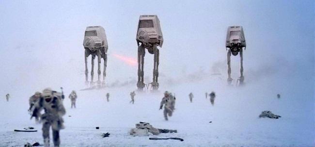 Das Imperium schlägt zurück - Battle of Hoth