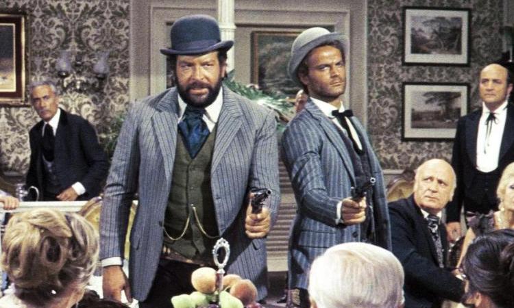 Bud Spencer And Terence Hill Das Krokodil Und Sein Nilpferd
