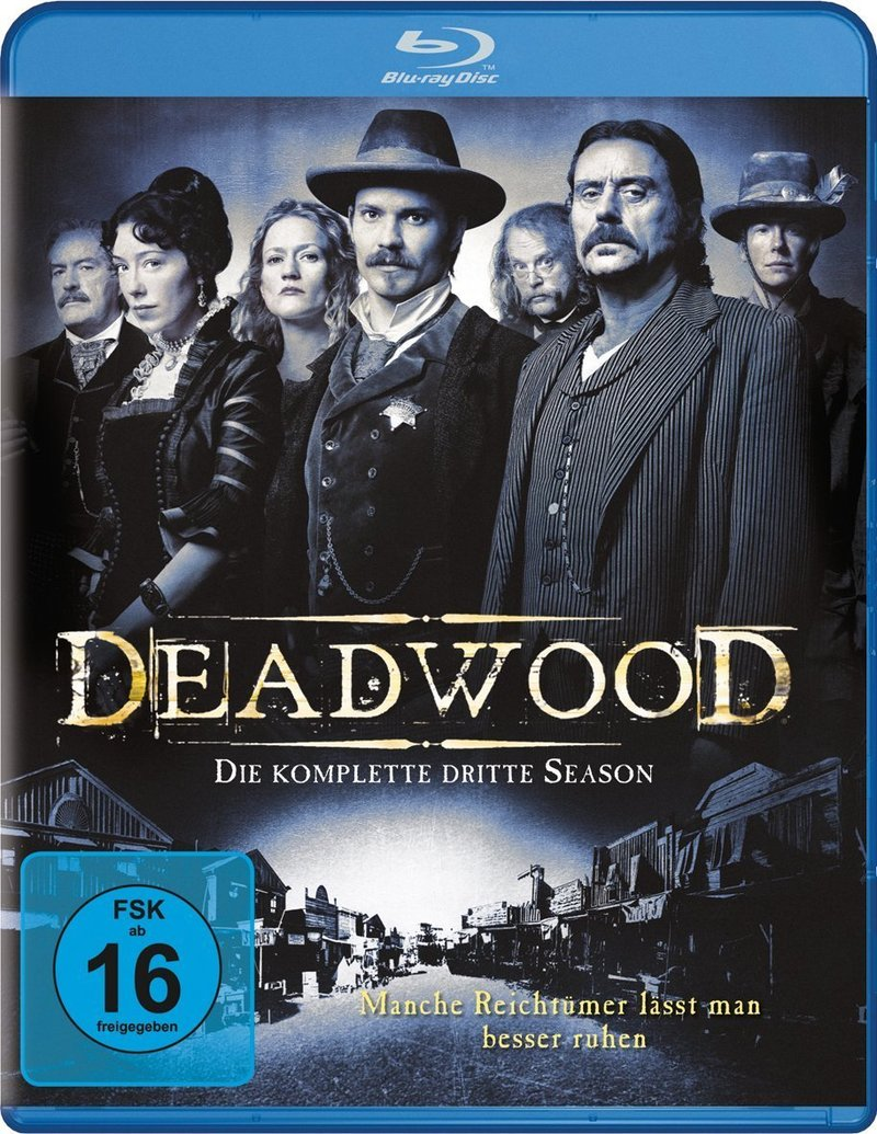 Deadwood - Staffel 3 Kritik