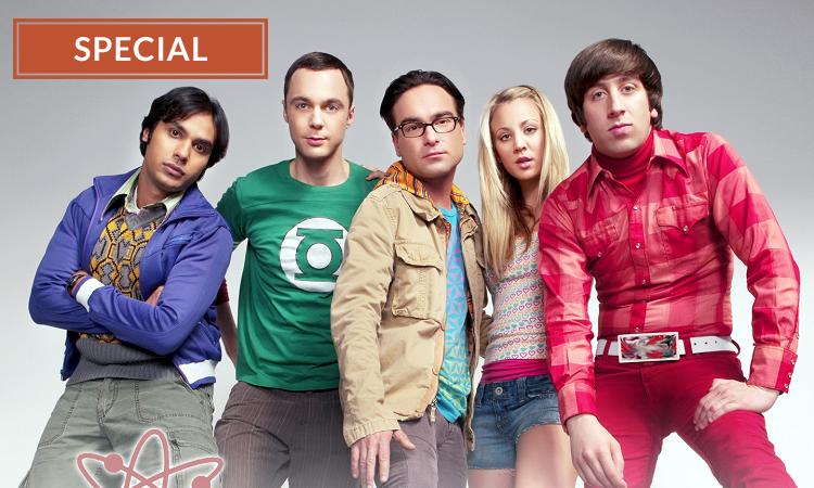 5 Gründe, warum The Big Bang Theory feige ist