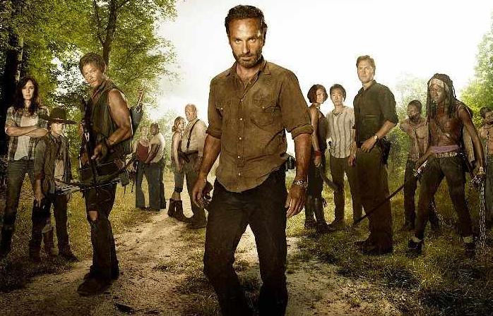 Walking Dead Staffel 5 Fernsehen
