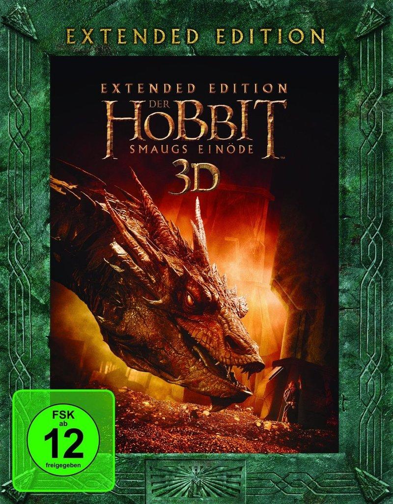 Der Hobbit: Smaugs Einöde Extended Edition: Blu-Ray Besprechung
