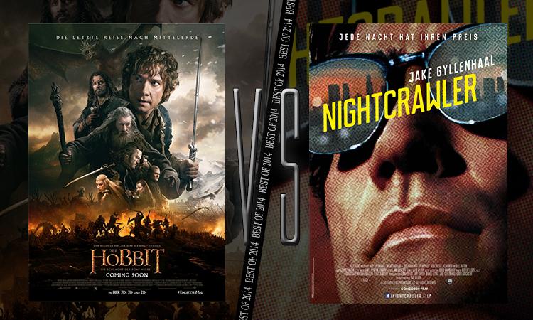 Duell 6 Der Hobbit Die Schlacht Der Fünf Heere Vs Nightcrawler