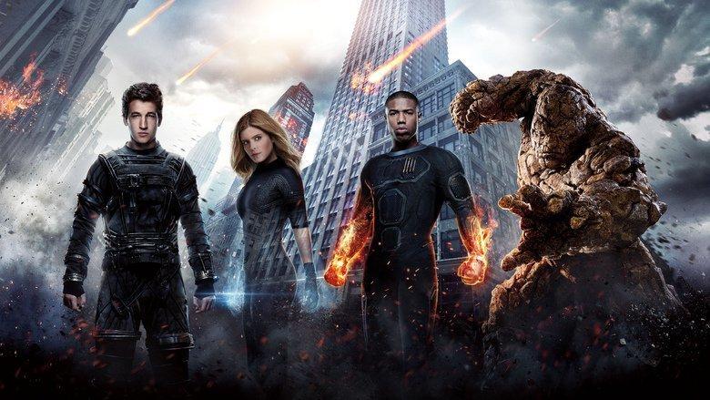 """Meinungsmache: Wieso floppt """"Fantastic Four"""" nur so?"""
