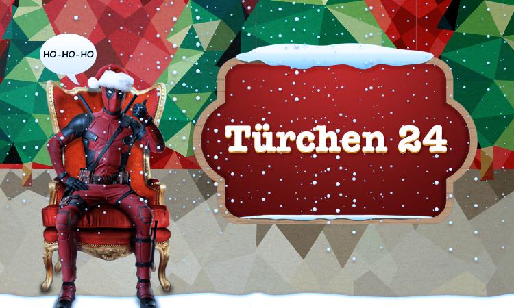 Türchen 24 - Weihnachtsgrüße | Moviebreak.de