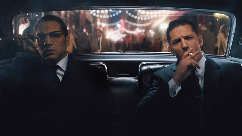 "Tom Hardy²: ""Legend"""