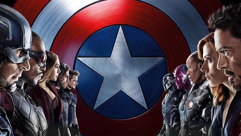 "Avengers 2.5: ""The First Avenger: Civil War"""