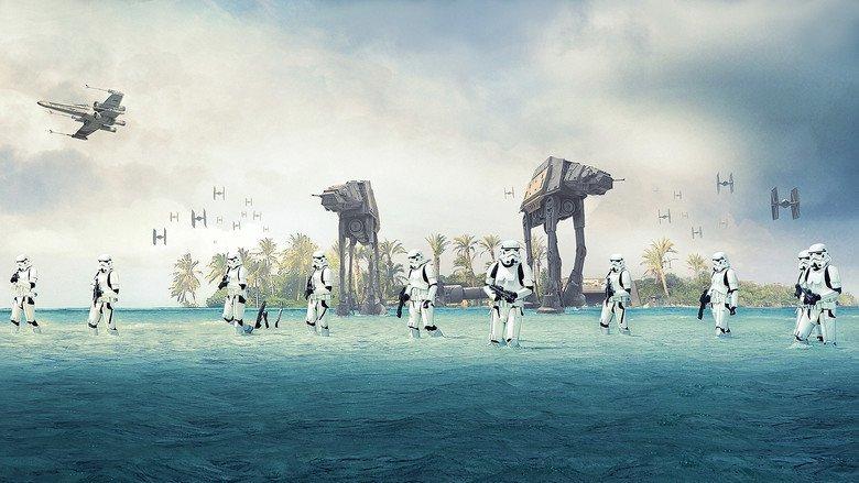 Platz 5: Rogue One: A Star Wars Story