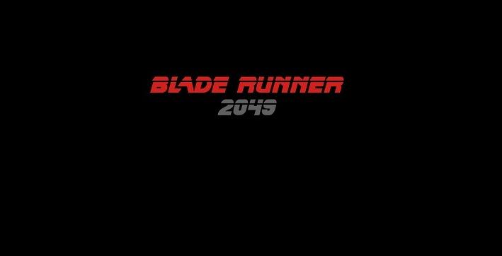 Platz 3: Blade Runner 2049
