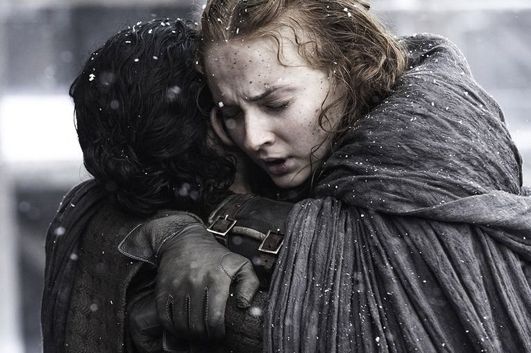Platz 2: Game of Thrones - Staffel 6