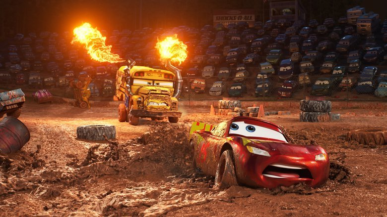 "Brumm-Brumm mit ""Cars 3: Evolution"""