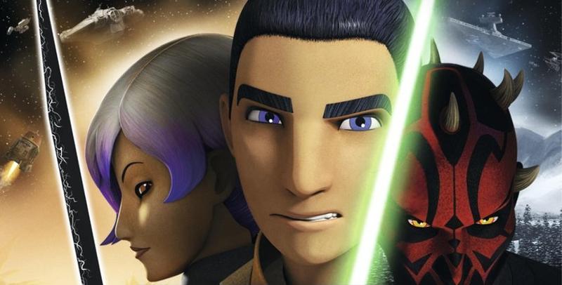 """Star Wars Rebels"" - Die komplette dritte Staffel - Kritik"