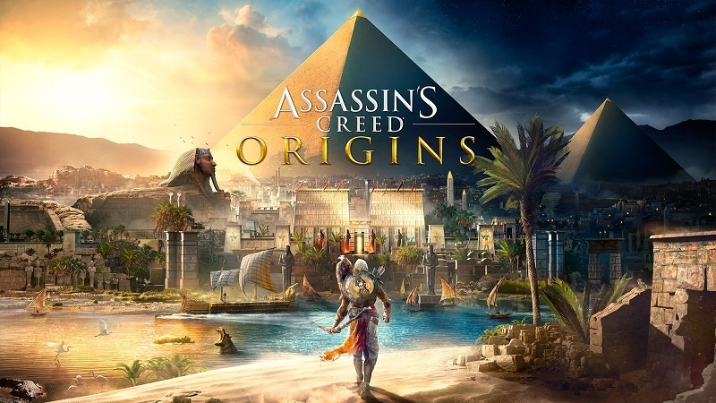 "Videospiel ""Assassin's Creed Origins"" im Test"