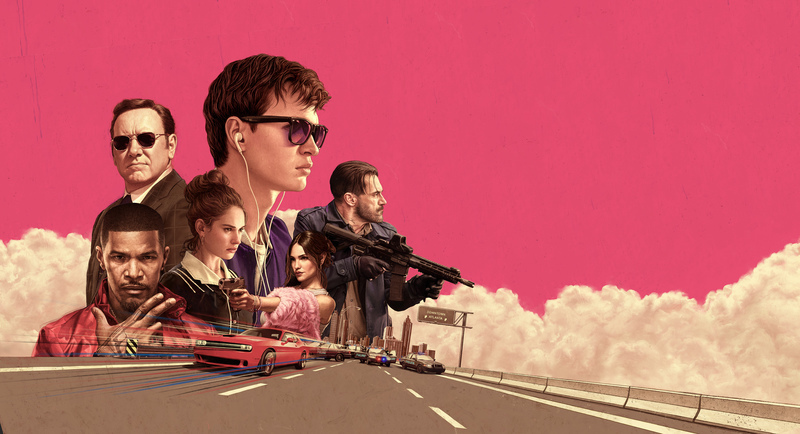 Baby Driver - Trailer #1