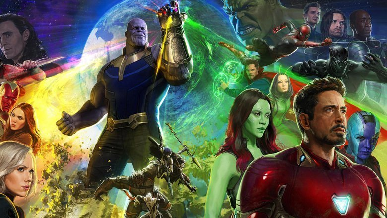 """Platz 6: """"Avengers: Infinity War"""""""