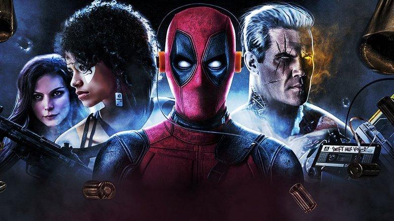 """Platz 1: """"Deadpool 2"""""""
