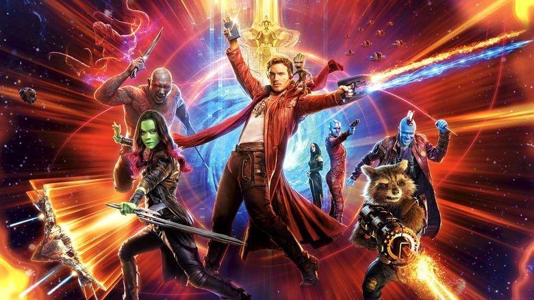 "Platz 7: ""Guardians of the Galaxy Vol. 2"""