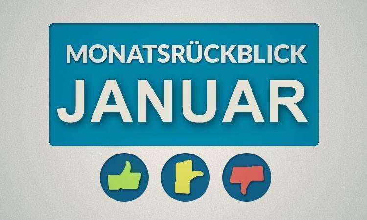 Moviebreaks Monatsrückblick: Januar