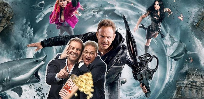 "#SchleFaZ - ""Sharknado 4+5"" - Kritik"