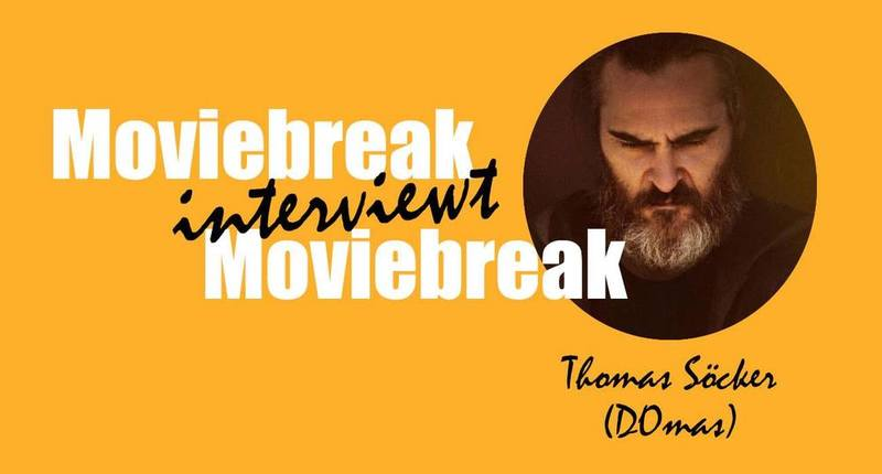 Moviebreak interviewt Moviebreak: D0mas