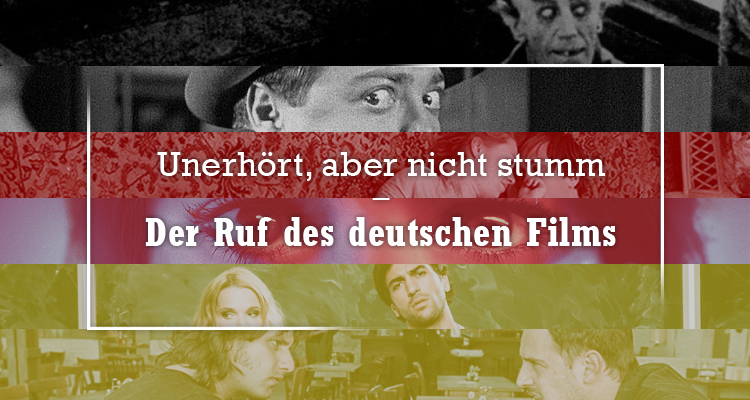 Der Ruf des deutschen Films - Einleitung