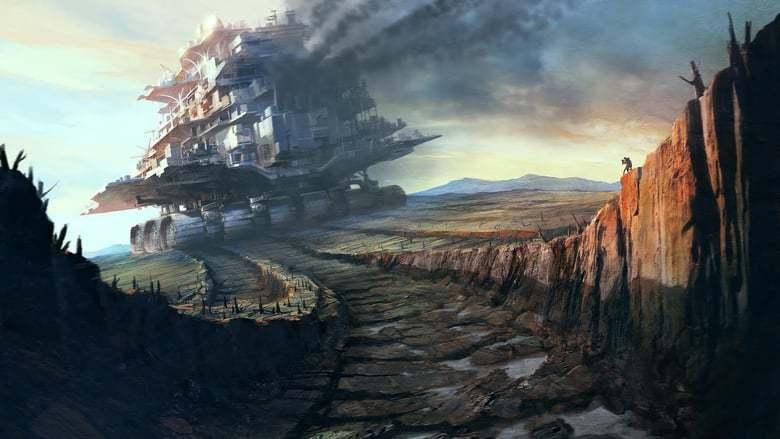 Mobile Metropolen: Mortal Engines - Krieg der Städte (Kinostart: 13. Dezember)