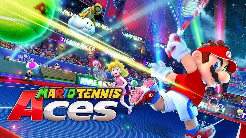 "Videospiel ""Mario Tennis Aces"" im Test"