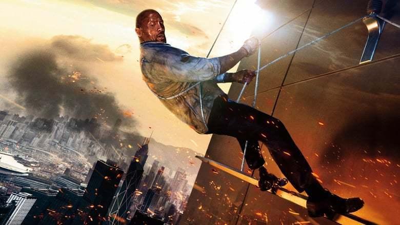 """Dwayne Johnson gegen böse Jungs im Hochhaus:  """"Skyscraper"""""""