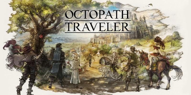 """Videospiel """"Octopath Traveler"""" im Test"""