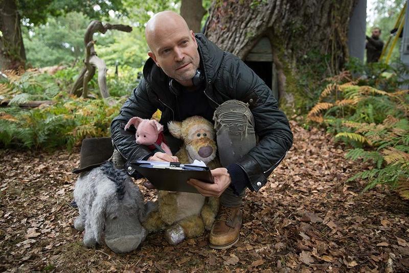 """Zum Kinostart von """"Christopher Robin"""": Marc Forster im Interview"""