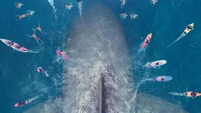 """Statham vs. Shark: """"Meg"""""""