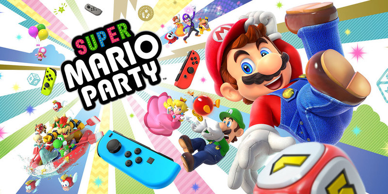 "Videospiel ""Super Mario Party"" im Test"