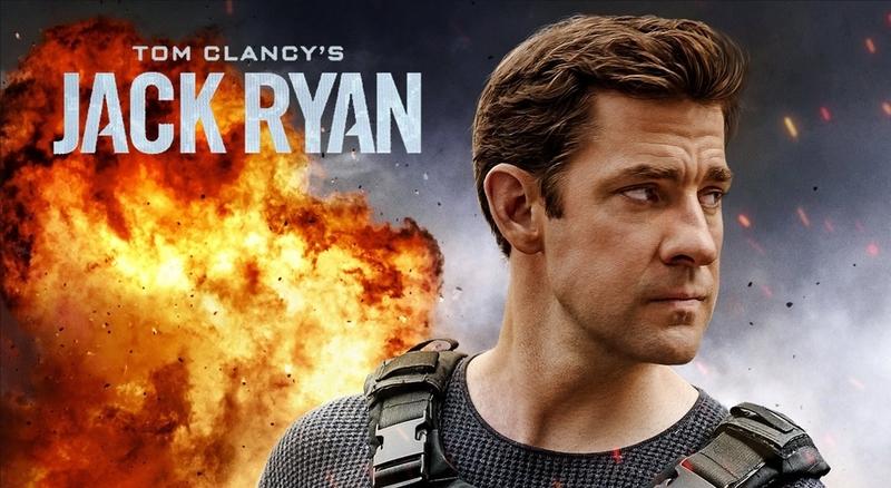 Jack Ryan Staffel 1