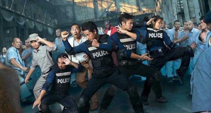 "Cinema Asia: ""Jailbreak"" - Kritik (Kambodscha)"