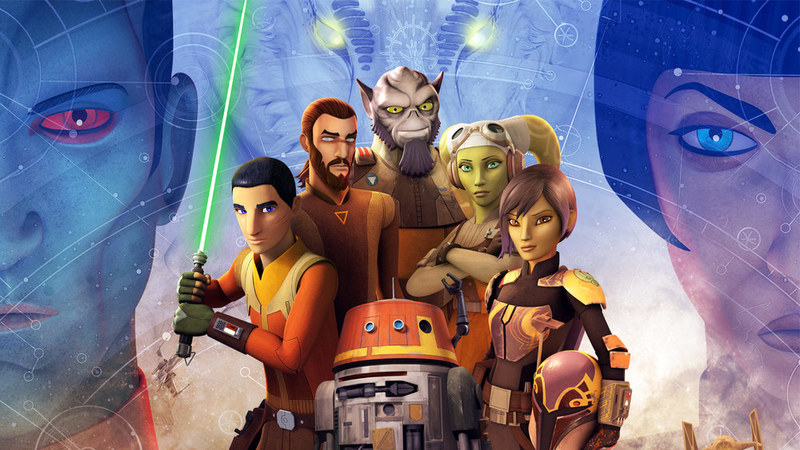 """Star Wars Rebels"" - Die komplette vierte Staffel - Kritik"