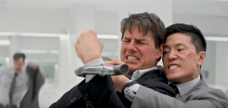 "In ""Mission: Impossible - Fallout"" gibt es kein stilles Örtchen"