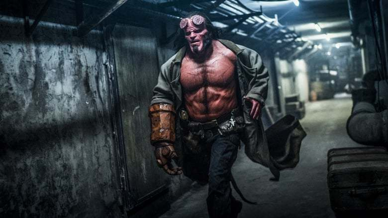 """Platz 15: """"Hellboy"""""""