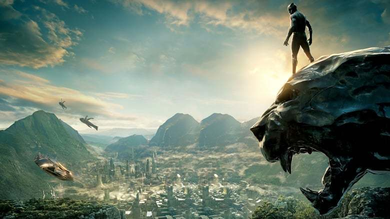 "Platz 16: ""Black Panther"""