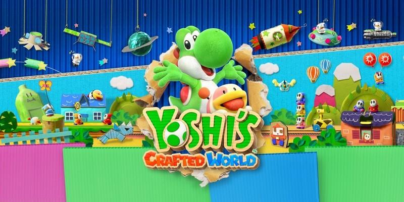 """Videospiel """"Yoshi's Crafted World"""" im Test"""