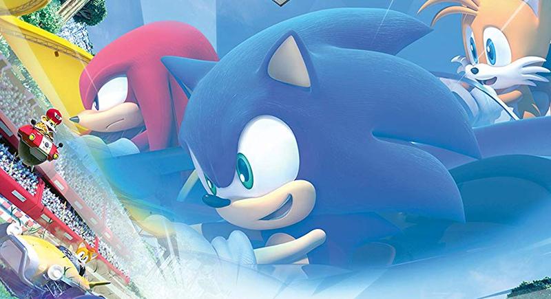"""Videospiel """"Team Sonic Racing"""" im Test"""