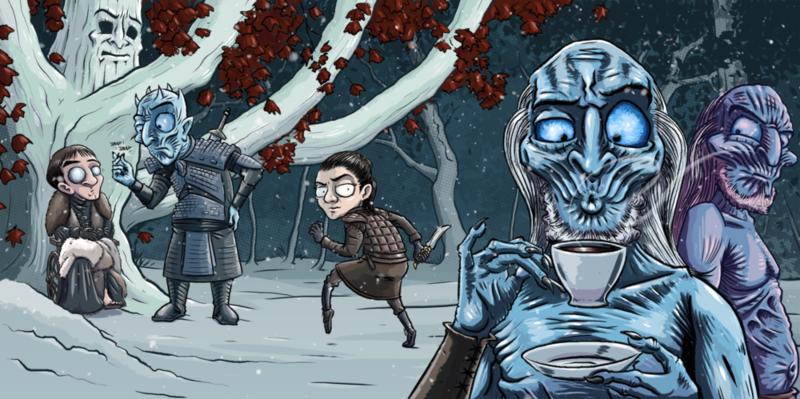 """Abgebinged: """"Game of Thrones"""" - Ein Blick zurück auf die Erfolgsserie"""