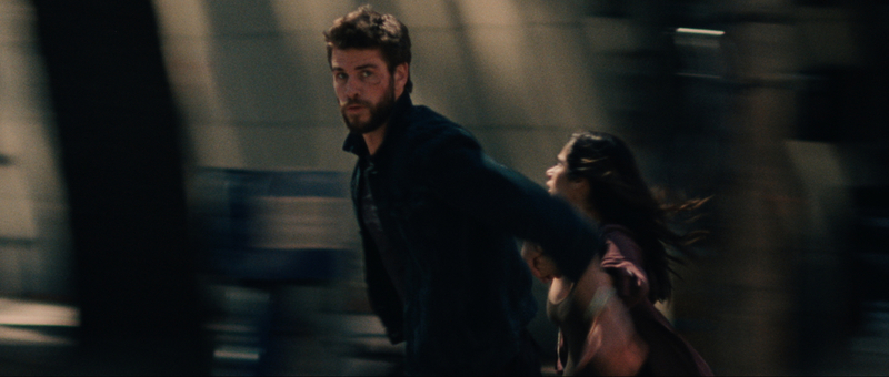 """Liam Hemsworth ist der """"Killerman"""""""