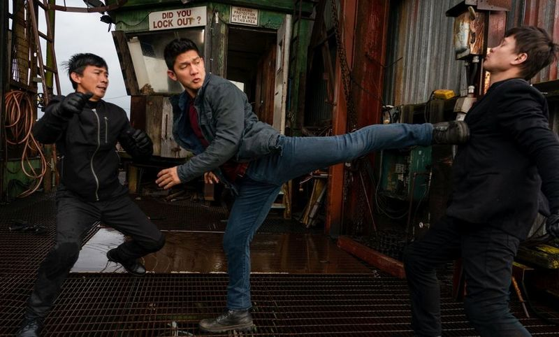 """Wu Assassins"" - Staffel 1 - Kritik"