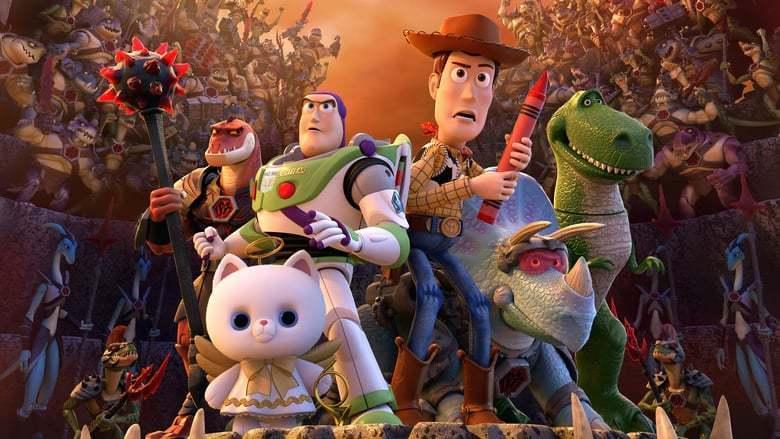 """Mieser deutscher Titel, toller Film: """"A Toy Story: Alles hört auf kein Kommando"""""""