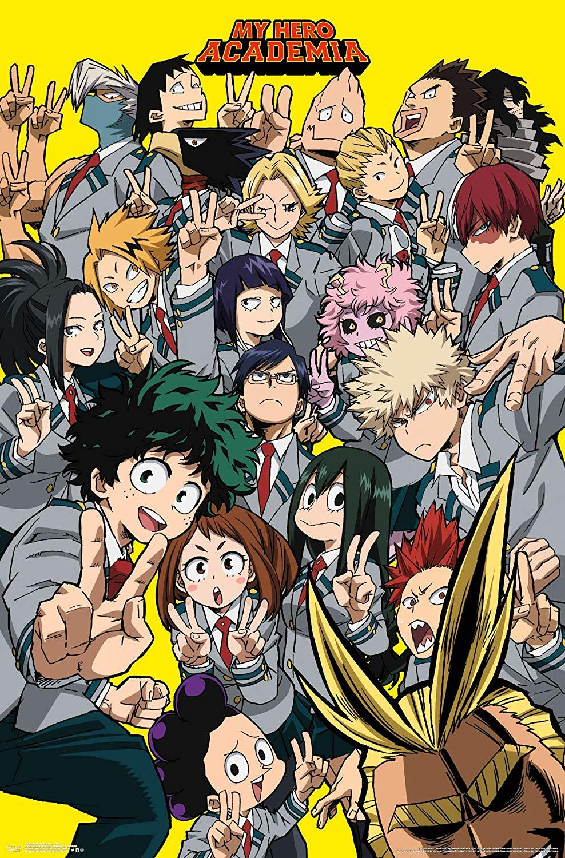 Hero Academia Staffel 3