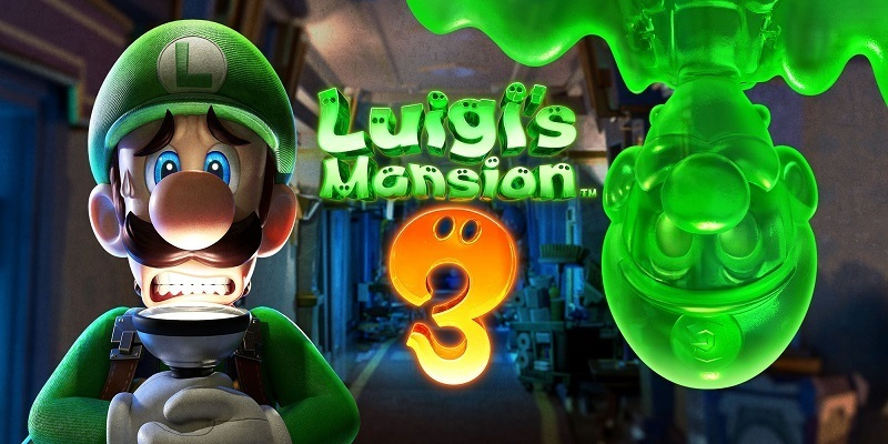 "Videospiel ""Luigi's Mansion 3"" im Test"