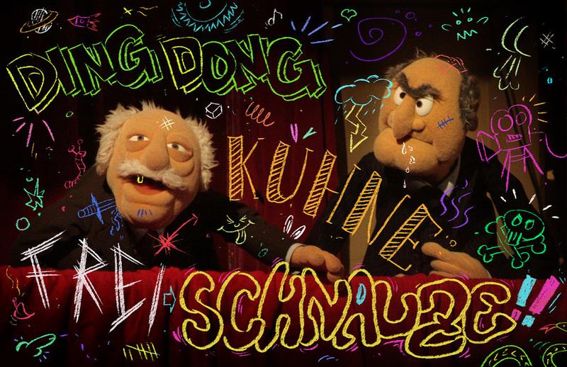 Frei Schnauze: Die Wochenshow mit DingDong & Kuehne
